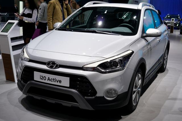 Hyundai i20 - 1.0 T-GDI 74kW DCT Active Trend