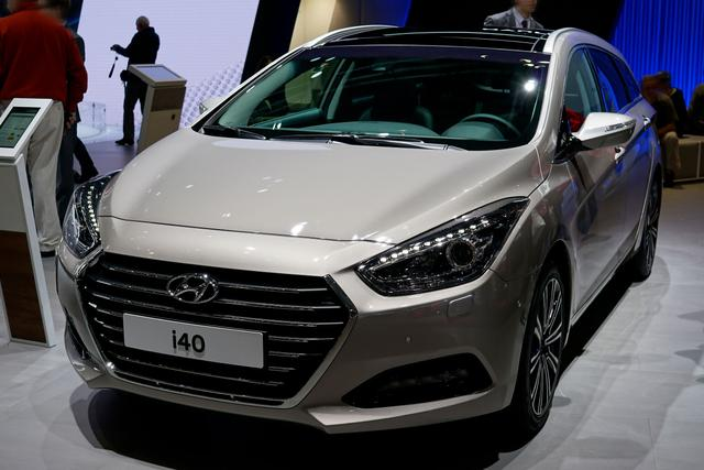 Hyundai i40 Kombi - 1.6 CRDi 100kW Space Plus