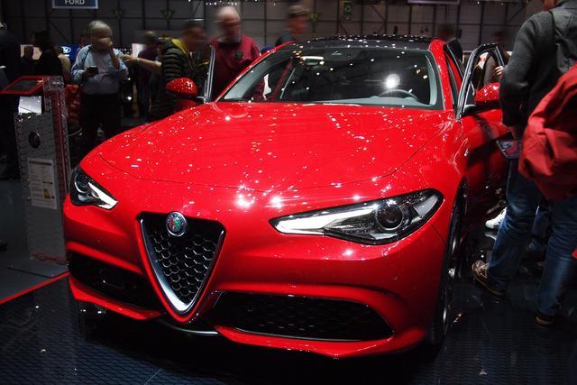 Alfa Romeo Giulia - 280 Veloce Q4 TI