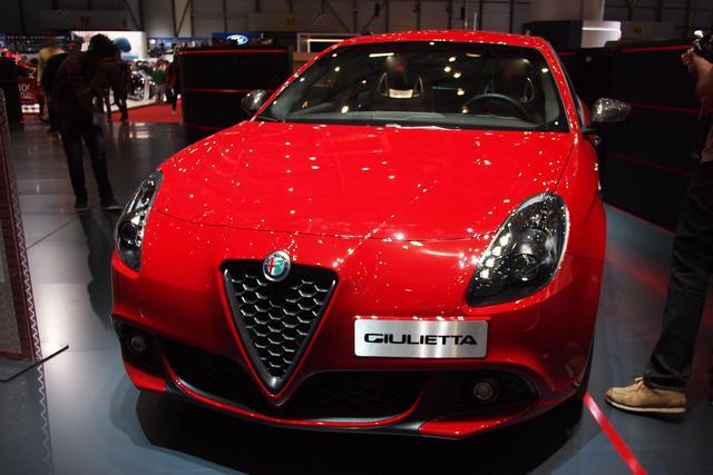 Alfa Romeo Giulietta - 1.4 TB 16V Sprint