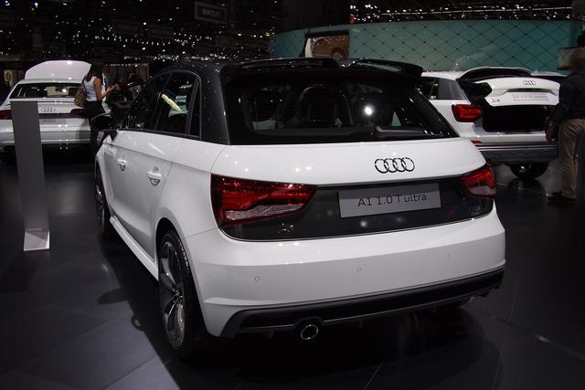 Audi A1 Sportback - 35 TFSI S tronic advanced