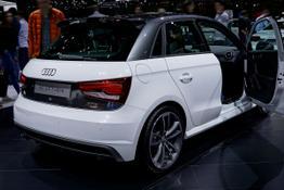 Audi A1, Das Bild ist ein beliebiges Beispiel der frei konfigurierbaren Modellreihe