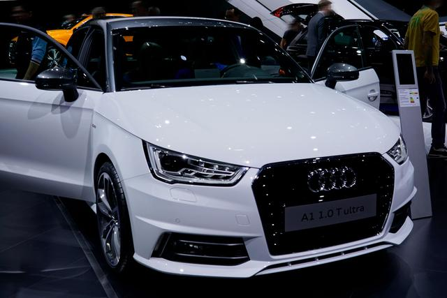 Audi A1 Sportback - 25 TFSI advanced