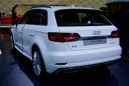 Audi A3, Das Bild ist ein beliebiges Beispiel der frei konfigurierbaren Modellreihe