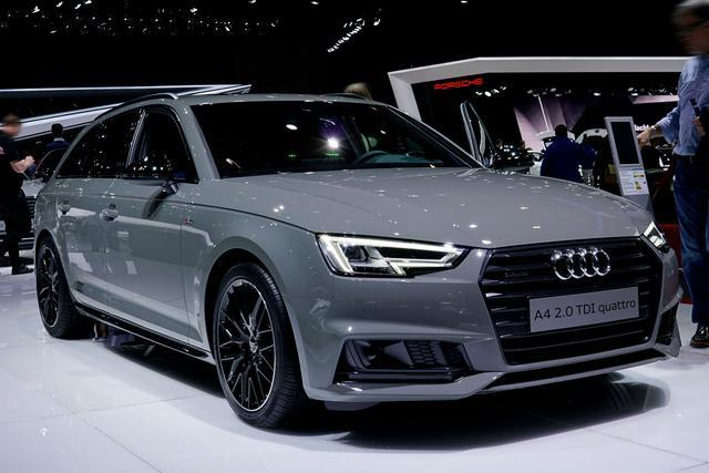 Audi A4 Avant - 35 TFSI S line