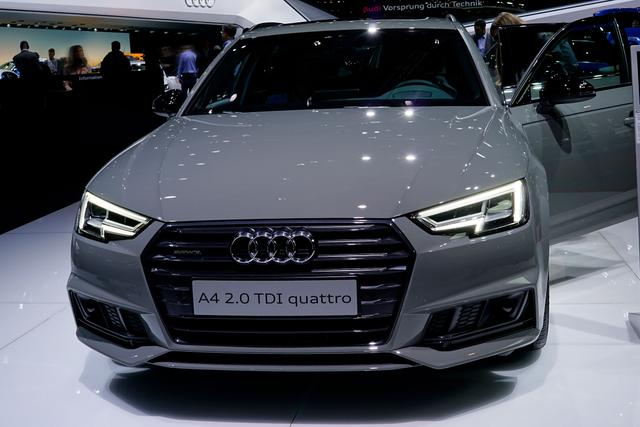 Audi A4 Avant Reimport Kaufen Günstige Eu Neuwagen In Grosser