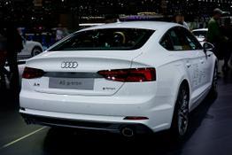 Audi A5 Sportback, Das Bild ist ein beliebiges Beispiel der frei konfigurierbaren Modellreihe