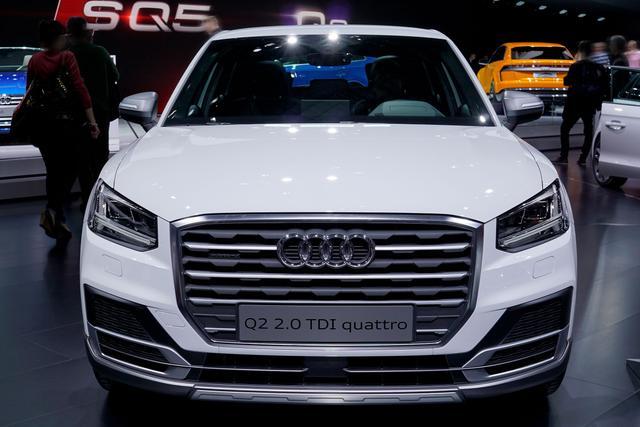 Lagerfahrzeug Audi Q2 - - Navi, Klima, Einparkhilfe plus