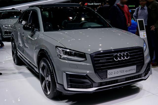 Audi Q2 Basis