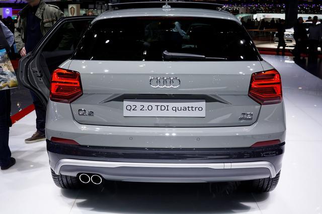 Audi SQ2 - TFSI S tronic quattro sport Bestellfahrzeug, konfigurierbar