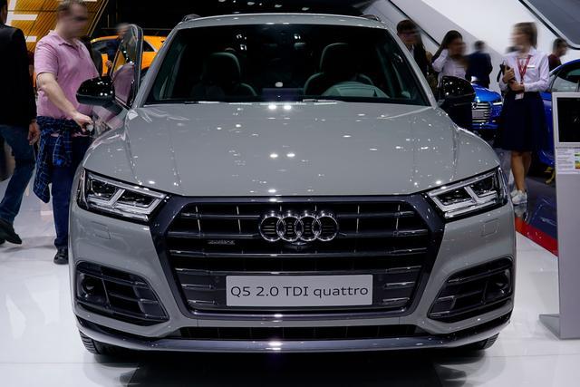 Bestellfahrzeug, konfigurierbar Audi Q5 - Xenon/Klima
