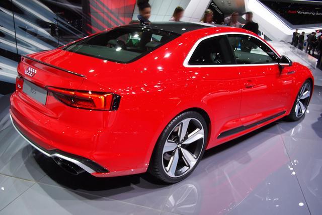Audi RS 5 - 2.9 TFSI tiptronic quattro