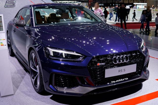 Audi RS 5 Coupé - 2.9 TFSI tiptronic quattro