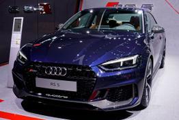 Audi RS 5, Das Bild ist ein beliebiges Beispiel der frei konfigurierbaren Modellreihe
