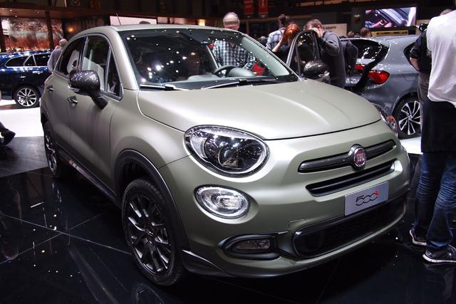 Fiat 500X - 2.0 MJet S-DESIGN CROSS LOOK S&S 4x4 Aut