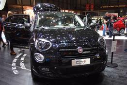 Fiat 500X, Beispielbilder, ggf. teilweise mit Sonderausstattung