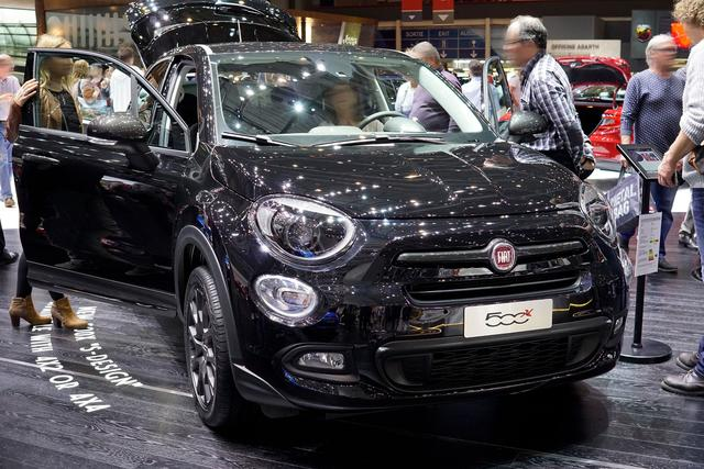 Fiat 500X - 1.3 MultiJet 70kW CITY CROSS S&S 4x2