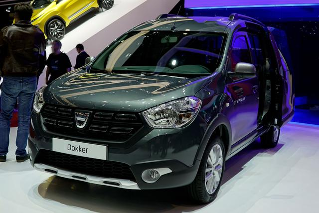 Dacia Lodgy - TCe 130 GPF Stepway Plus