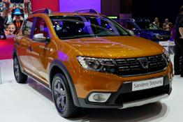 Sandero - Stepway 0.9 TCe 90PS 5G