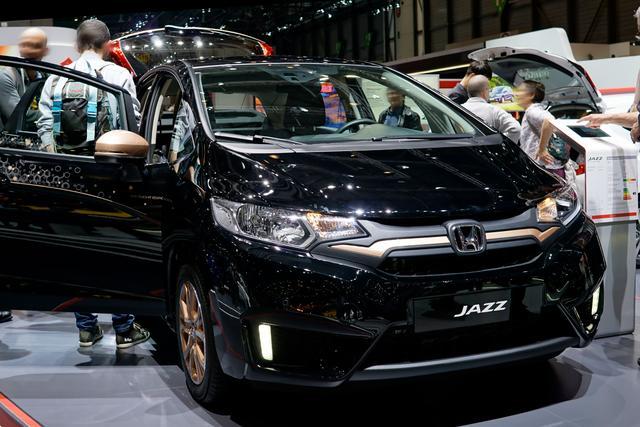 Honda Jazz - 1.3 i-VTEC Elegance
