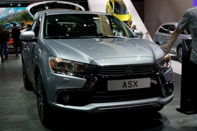 Mitsubishi ASX - 1.6 Benziner ClearTec