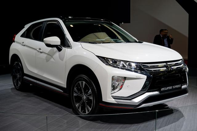Mitsubishi Eclipse Cross - 1.5 ClearTec Turbo-Benziner 2WD