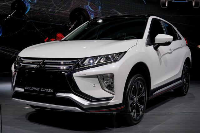Mitsubishi Eclipse Cross      1.5 ClearTec Turbo-Benziner 2WD