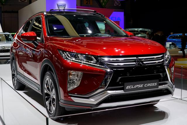 Mitsubishi Eclipse Cross      1.5 ClearTec Turbo-Benziner 4WD CVT Plus