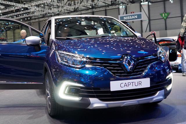 Renault Captur - Intens 1.2 TCe 120PS/88kW DSG6 2017