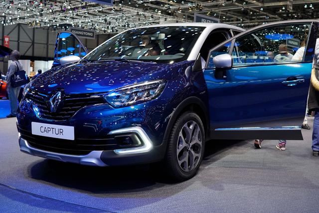 Renault Captur - TCe 90 Limited