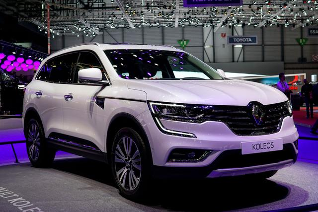 Renault Koleos BLUE dCi 185 4WD X-tronic Intens