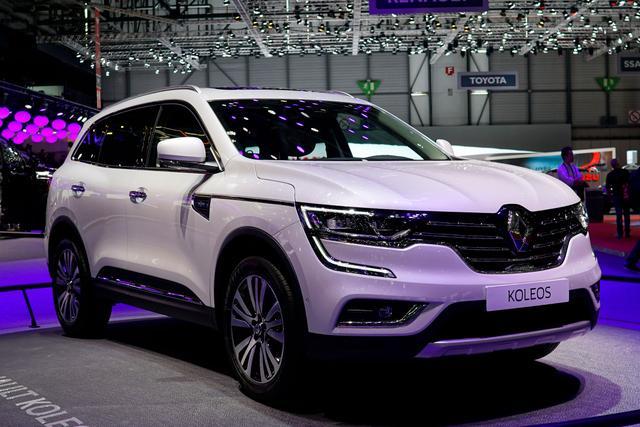 Bestellfahrzeug, konfigurierbar Renault Koleos - dCi 175 X-tronic Life