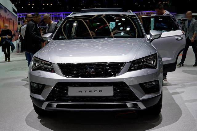 SEAT Ateca Style 1.5 TSI 150PS/110kW 6G 2020