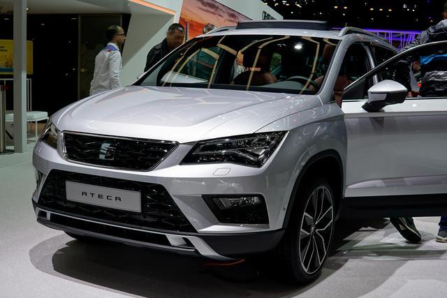 Seat Ateca - Style 1.5 TSI 150PS/110kW 6G 2020 Bestellfahrzeug frei konfigurierbar