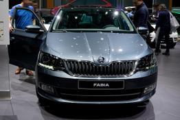 Fabia Limousine, Das Bild ist ein beliebiges Beispiel der frei konfigurierbaren Modellreihe