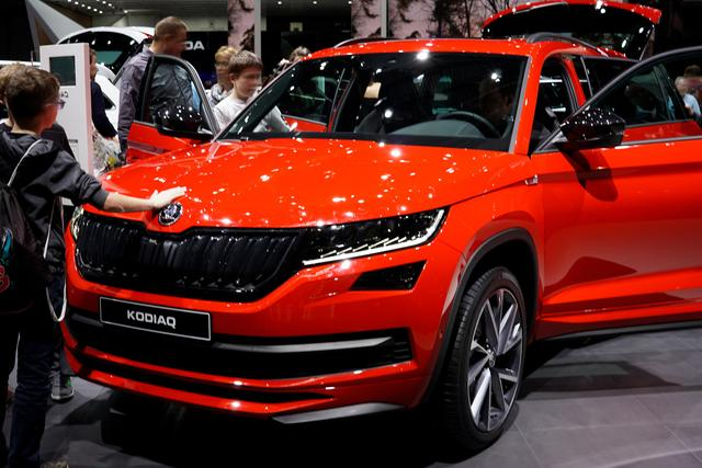 skoda kodiaq bei eu. Black Bedroom Furniture Sets. Home Design Ideas