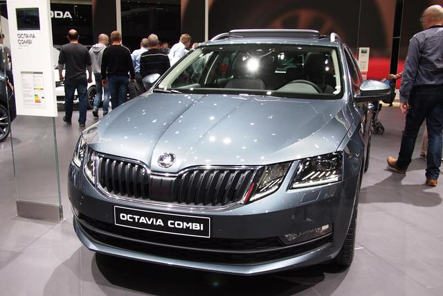 Skoda Octavia Combi - Ambition 1,5 TSI ACT 150 PS DSG