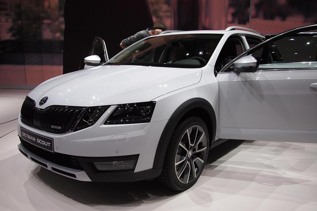 skoda octavia combi 2 0 tdi scr 135kw dsg 4x4 scout. Black Bedroom Furniture Sets. Home Design Ideas