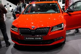 Skoda Superb Combi - Style 1.5 TSI ACT 150PS 6G 2019