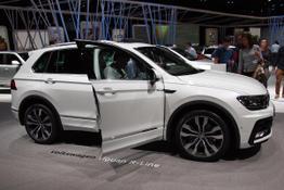 Volkswagen Tiguan, Beispielbilder, ggf. teilweise mit Sonderausstattung