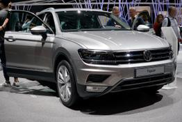 Volkswagen Tiguan - 1,5 TSI (110KW) DSG Comfortline Plus