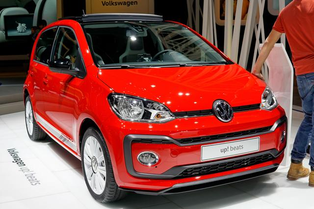 Volkswagen up! - move 1.0 + Klima, SHZ, USB