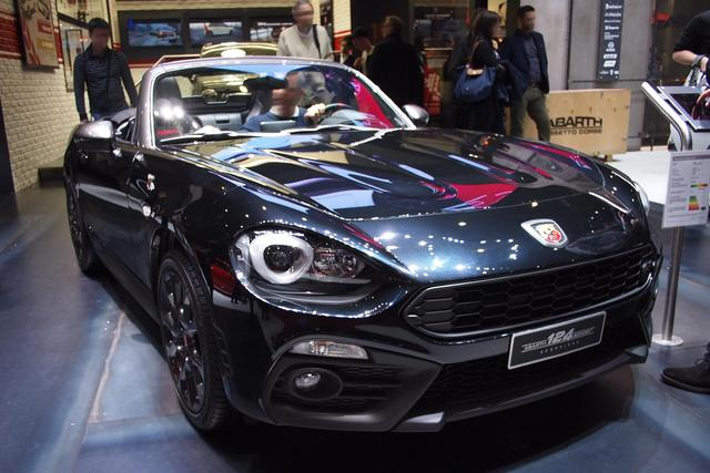 Abarth 124 Spider - 1.4 MultiAir Turbo