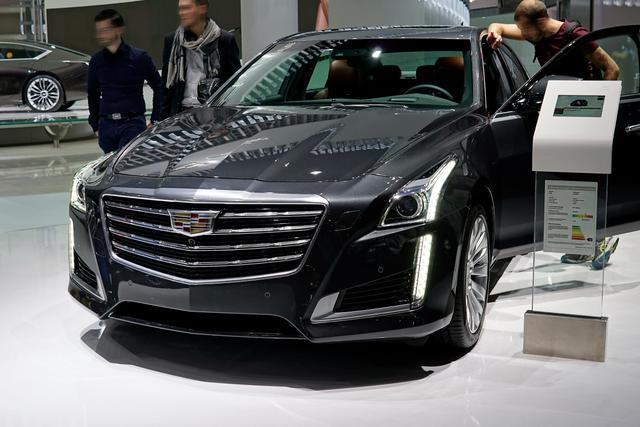 Cadillac CTS - 6.2 V8 V Final Edition Automatik