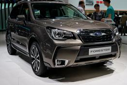 Forester - XS 2.0 4WD 150PS CVT 2019