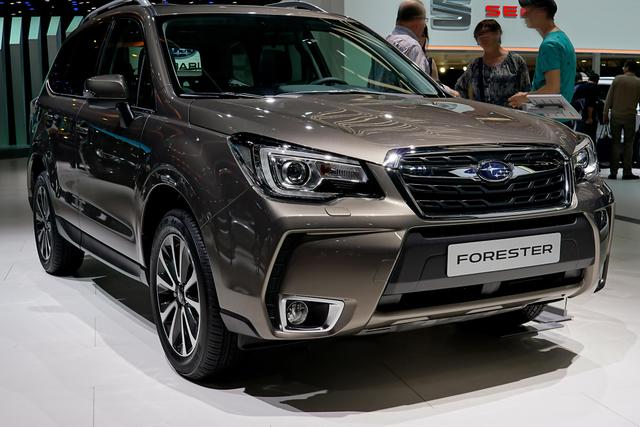Subaru (EU) Forester      XL 2.0 4WD 150PS CVT 2019