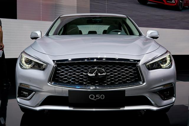 Infiniti Q50S - Hybrid Sport Auto