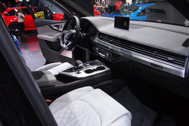 Audi SQ7 - TDI quattro tiptronic Bestellfahrzeug, konfigurierbar