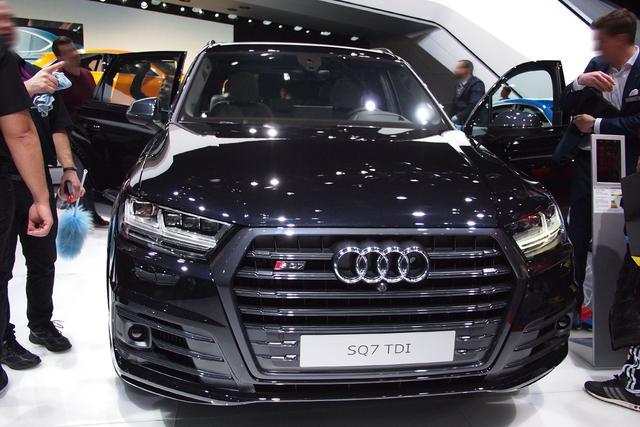 Audi SQ7 - TDI quattro tiptronic