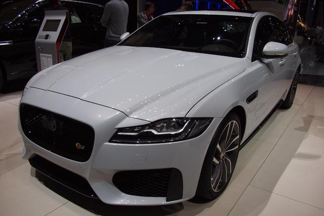 Jaguar XF - E-Performance 163PS Pure